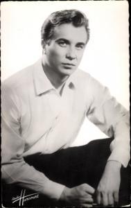Ak Schauspieler Philippe Lemaire