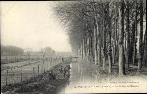 Ak Jouars-Pontchartrain Yvelines, La Mauldre