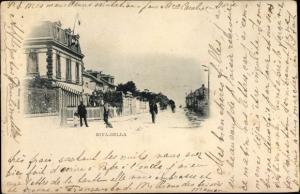 Ak Riva Bella Calvados, Villas, boulevard