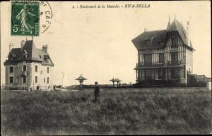 Ak Riva Bella Calvados, Boulevard de la Manche