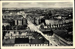 Ak Hradec Králové Königgrätz Stadt, Gesamtansicht