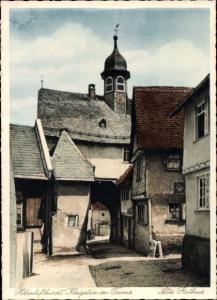 Ak Königstein im Taunus, Altes Rathaus