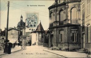 Ak Bar Le Duc Lothringen Meuse, Pont Notre Dame