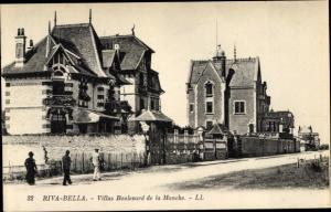 Ak Riva Bella Calvados, Villas Boulevard de la Manche