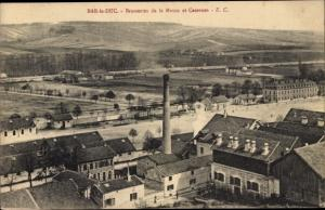 Ak Bar Le Duc Lothringen Meuse, Brasseries de la Meuse et Casernes