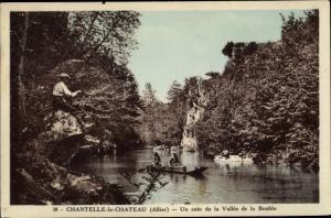 Chantelle Allier, Un coin de la Vallee de la Bouble