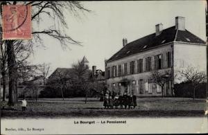 Ak Le Bourget Seine Saint Denis, Le Pensionnat