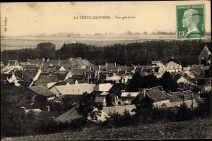 Ak La Ferté Gaucher Seine et Marne, vue générale