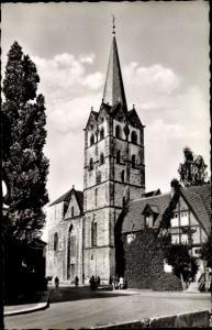 Ak Herford in Nordrhein Westfalen, Münsterkirche