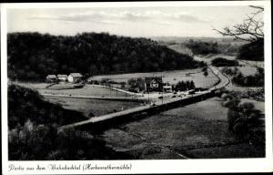Ak Herkenrath Bergisch Bergisch Gladbach in Nordrhein Westfalen, Landpartie