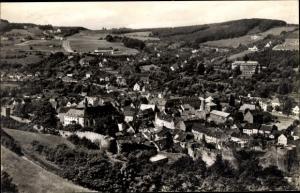 Ak Bad Münstereifel in Nordrhein Westfalen, Panorama
