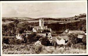 Ak Buckfastleigh Devon South West England, Buckfast Abbey, Village