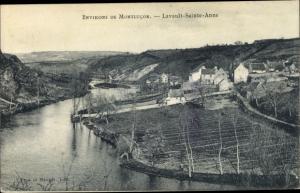 Ak Montluçon Allier, Lavault Sainte Anne