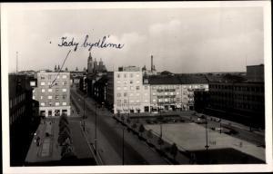 Ak Hradec Králové Königgrätz Stadt, Ulrichplatz
