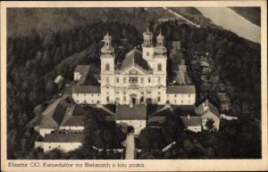 Ak Bielany Kraków Krakau Polen, Klasztor OO Kamedulow na Bielanach, Kloster
