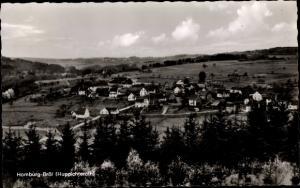 Ak Homburg Bröl Nümbrecht im Oberbergischen Kreis, Panorama
