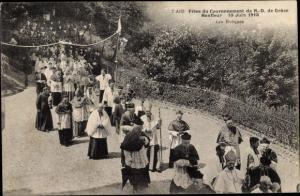 Ak Honfleur Calvados, Fetes du Couronnement de N. D. de Grace Honfleur