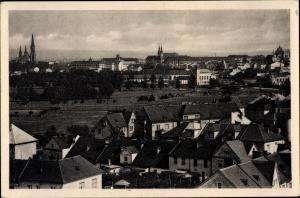 Ak Olomouc Olmütz Stadt, Panorama Gesamtansicht