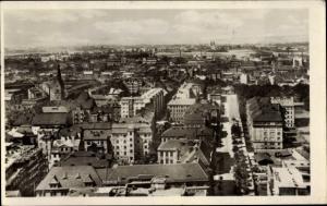 Ak Ostrava Mährisch Ostrau Region Mährisch Schlesien, Panorama