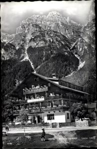 Ak Steinach am Brenner in Tirol, Hotel Gschnitzerhof