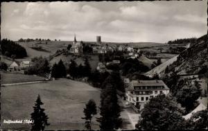 Ak Reifferscheid Hellenthal Euskirchen Nordrhein Westfalen, Panorama, Jugendherberge Reifferscheid
