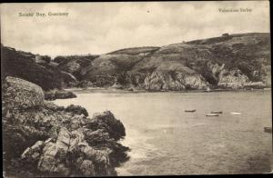 Ak Kanalinsel Guernsey, Saints' Bay