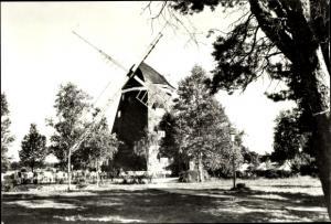 Ak Trassenheide Ostseebad Kühlungsborn im Kreis Rostock, Mühle im Jugenderholungszentrum