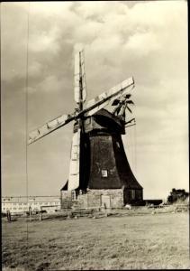 Ak Ostseebad Kühlungsborn, Windmühle