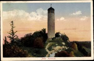 Ak Jena in Thüringen, Fuchsturm