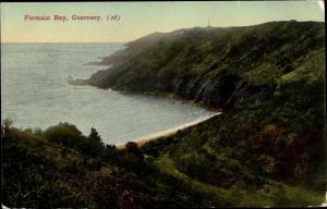 Ak Kanalinsel Guernsey, Fermain Bay