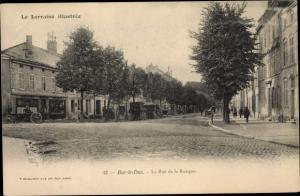 Ak Bar Le Duc Meuse, Rue du Passage Inferieur