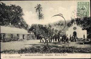 Ak Neukaledonien, Hienghene, Mission a Ouare
