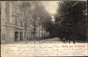 Ak Berlin Schöneberg Friedenau, Moselstraße, Berliner Warenhaus