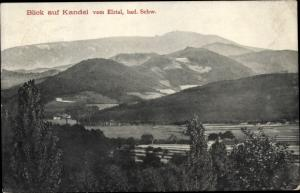 Ak Waldkirch Baden Württemberg, Blick auf Kandel vom Elztal