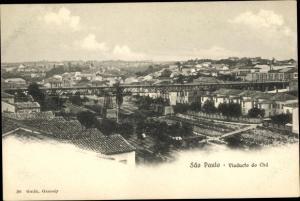 Ak São Paulo Brasilien, Viaducto do Chá
