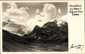 Ak Zillertal Tirol, Tuxjochhaus, Olperer