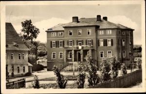 Ak Weißbach Schmölln in Thüringen, Kindergenesungsheim der Sozialversicherung