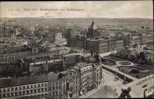 Ak Leipzig in Sachsen, Blick auf das Reichsgericht vom Rathausturm