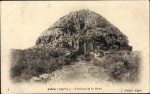 Ak Koléa Algerien, Tombeau de la Reine, Mausoleum der Königin, Grabmal