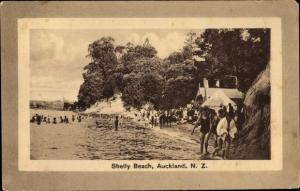 Ak Auckland Neuseeland, Shelly Beach
