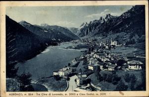 Ak Auronzo di Cadore Veneto, Tre Cime di Lavaredo e Cima Dodici, Panorama