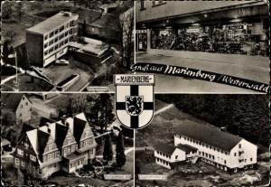 Ak Marienberg im Westerwald, Rheinland-Pfalz, Europahaus, Jugendherberge