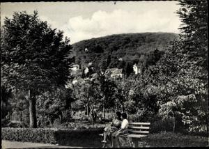 Ak Hofheim am Taunus Hessen, Blick zum Kapellenberg