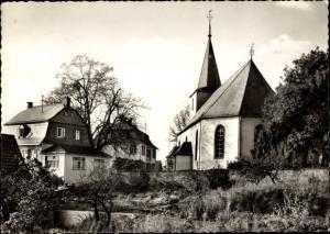 Ak Baumholder im Westrich, Katholische Kirche
