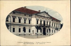 Ak Kikinda Serbien, Kir. törvenyszek, Königlicher Gerichtshof
