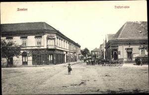 Ak Zombor Serbien, Trefort utca