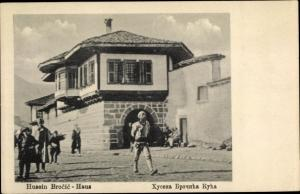 Ak Kosovo, Husein Brocic Haus