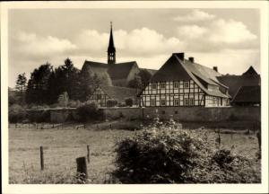 Ak Rehburg Loccum in Niedersachsen, Ehemaliges Zisterzienserkloster, 1249 geweiht