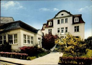 Ak Bad Nenndorf im Kreis Schaumburg, Blick auf das LVA Hannover Kurheim