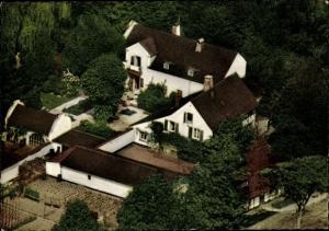 Ak Breitscheid im Westerwald, Hof, Kölner Straße 21, Vogelschau